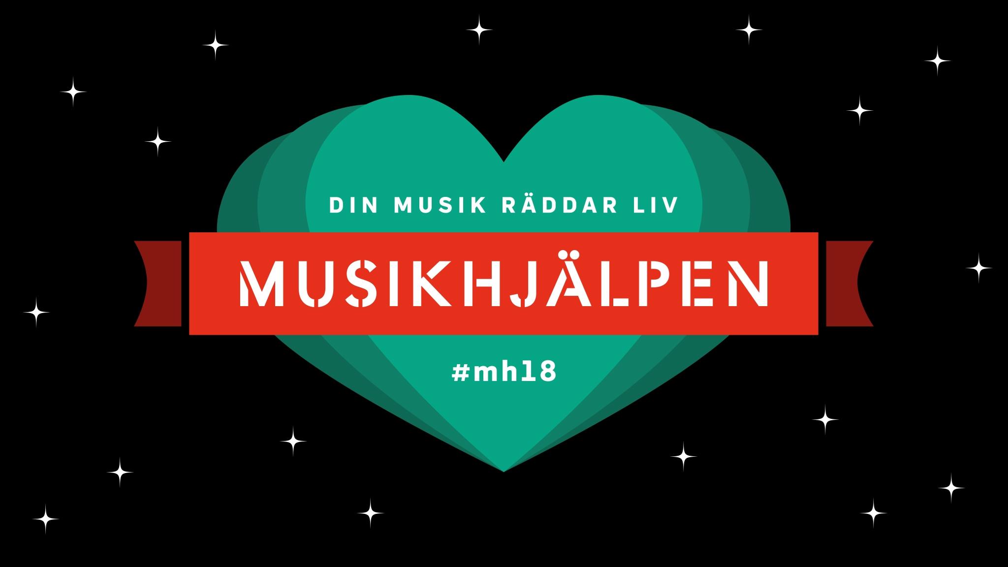Rabadang hjärta Musikhjälpen  d23608656e9a6